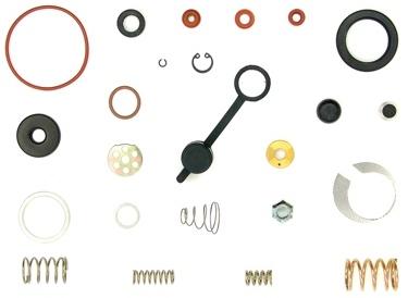 Reparos e componentes para reguladores de pressão KNORR