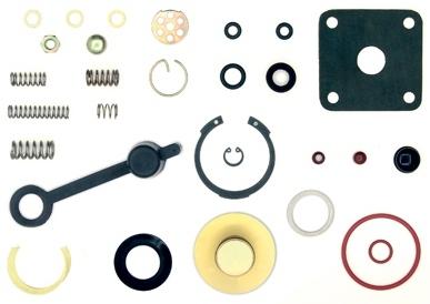Reparos e componentes para reguladores de pressão WABCO