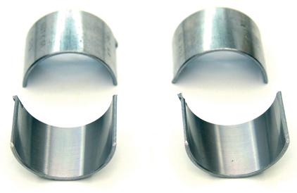 Bronzinas para Compressores